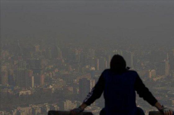 Contaminacion Medellin